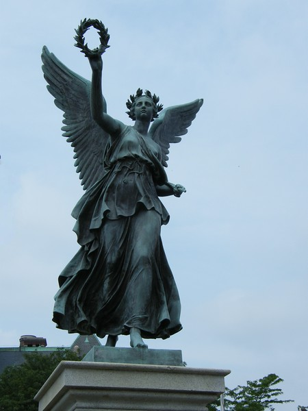 Victory Monument~ Lowell, MA