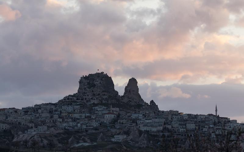 cappadocië, uchisar