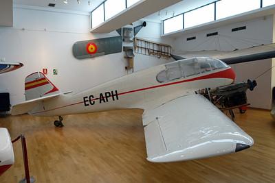 Museo Nacional de Aeropuertos y Transporte Aereo, Malaga, Spain