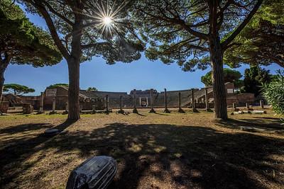 Roman Port of Ostia Antica