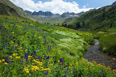 American Basin, Colorado