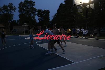 3 on 3 Basketball 7-27-21