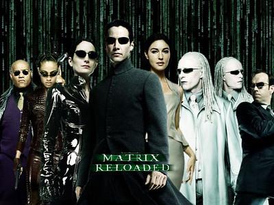 Matrix Reloaded Premiere
