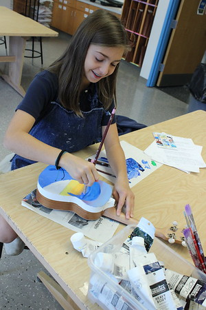 8th Grade Art Elective