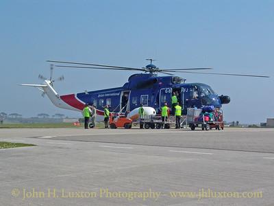 British International Helicopters