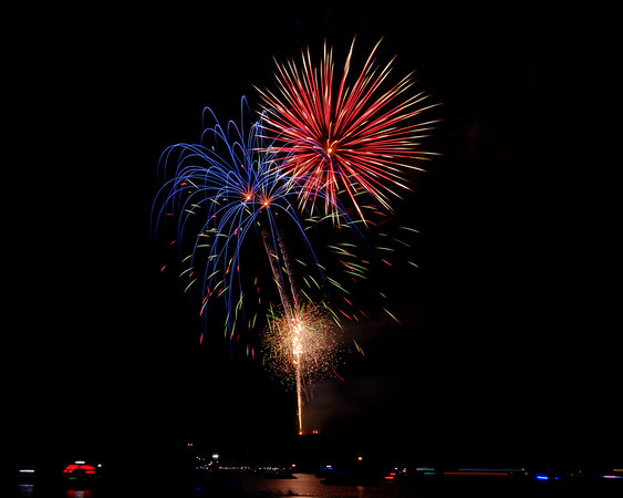 HELL'S GATE FIREWORKS 2021