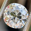 2.25ct Antique Cushion, GIA K SI2 3