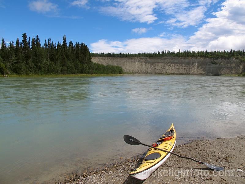 Takhini/Yukon River Confluence