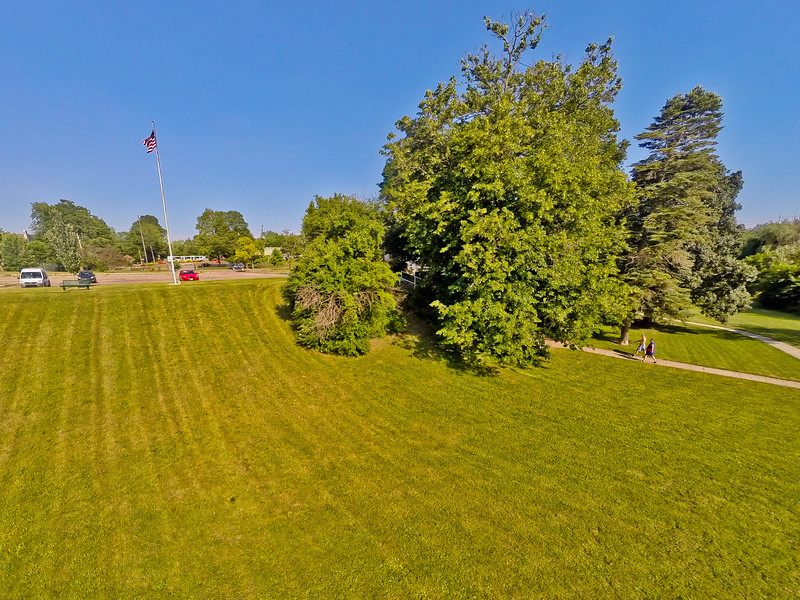 High-noon Summer at the Park 7 : Aerial Photography from Project Aerospace