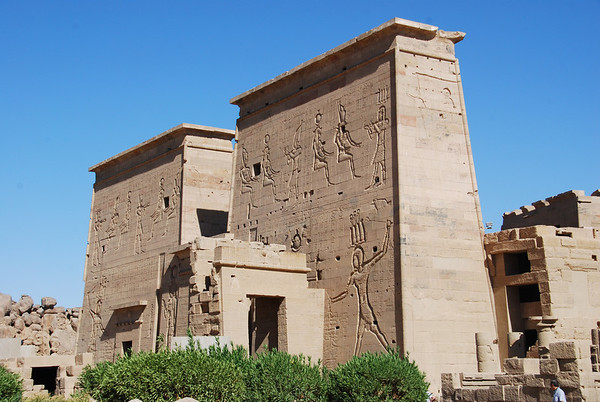 Philea Temple,River Nile 2008.