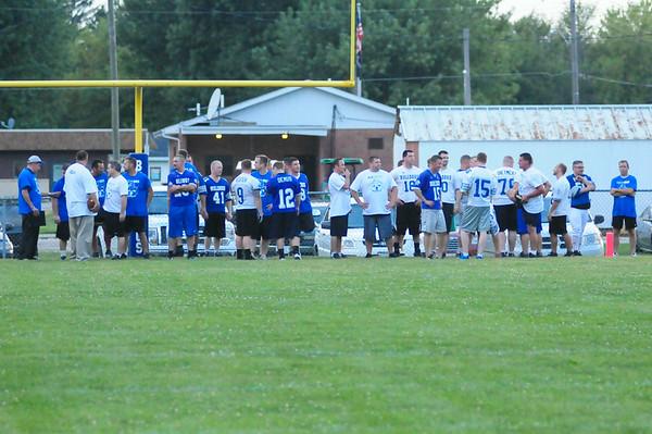 Durand Alumni Game 2014