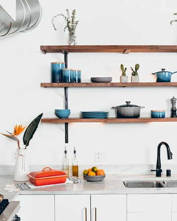 Decorate Your Kitchen On A Budget