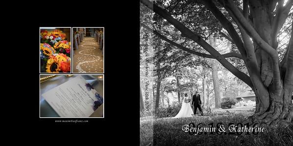 Ben & Katie's Wedding Album