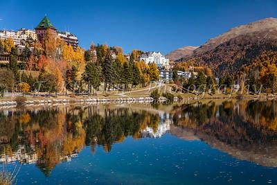 St. Moritz, Switzerland, Europe