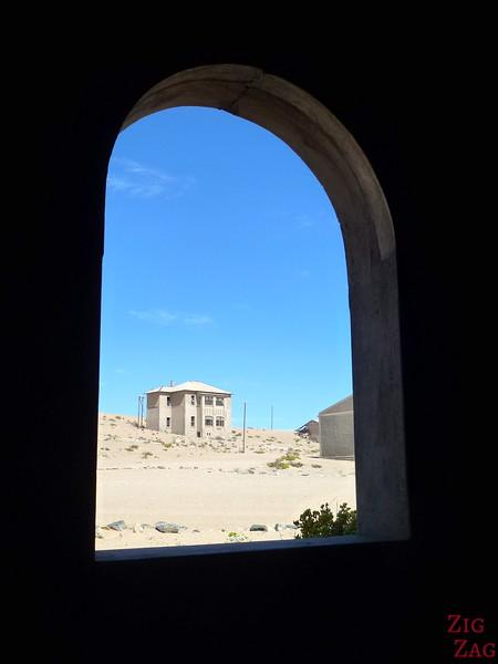 Kolmanskop Ghost Town, Namibia 3