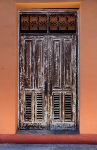 Panama City Panama Doorway
