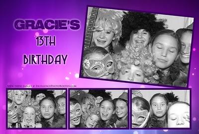 Gracie's 13th Bday