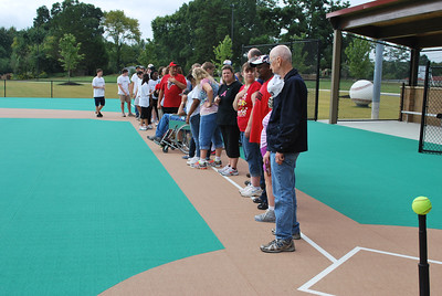 Cross Plains Day at Miracle Field, Sept. 26, 2013