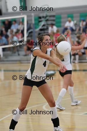 Varsity Volleyball Westwood v Holliston 9_10_10