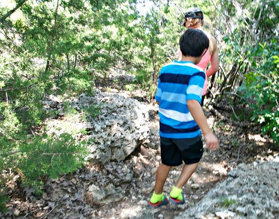 Spirit Camp out - Lake Georgetown