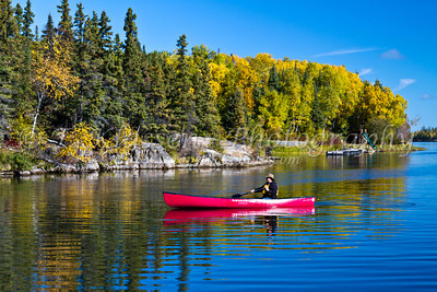 Flin Flon Forests and Lakes