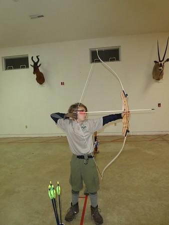 Archery Camp - Nov 30 - Dec 2