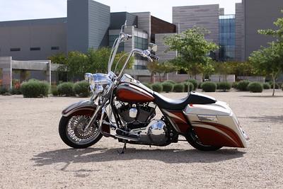 Pettit 2000 H-D Road King