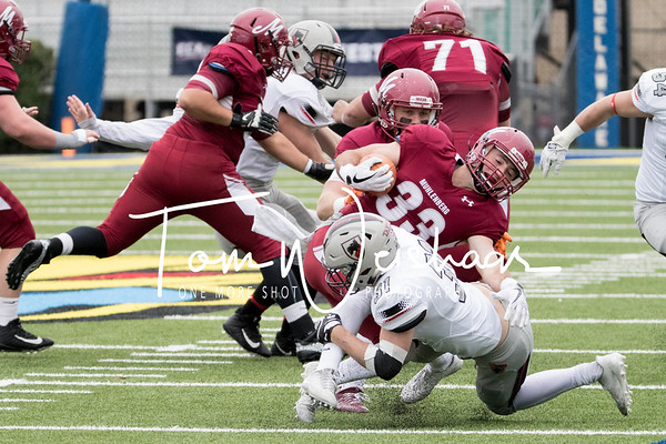 ECAC -  Asa S. Bushnell Bowl - Muhlenberg College vs Carnegie Mellon University