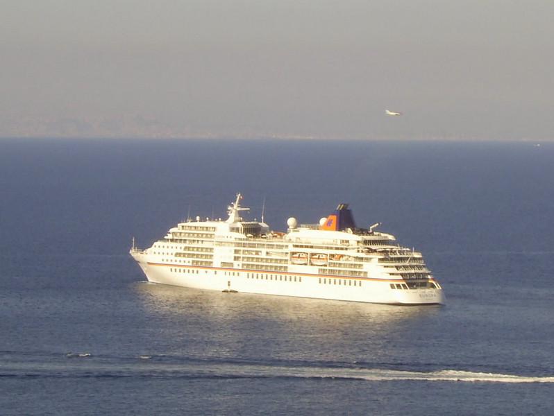 2007 - M/S EUROPA offshore Capri.