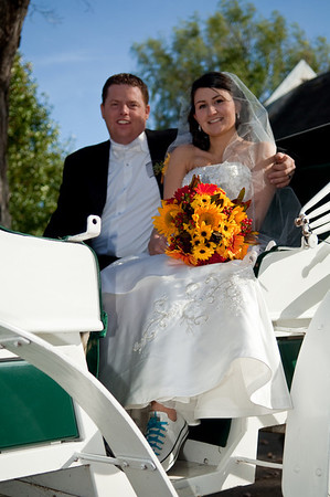 Scarlett and Tony - Wedding - October 30, 2010