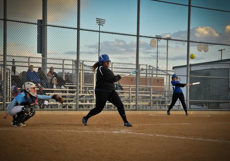 Lady Panther Softball vs  O D  Wyatt 03_03_12 (68 of 237)
