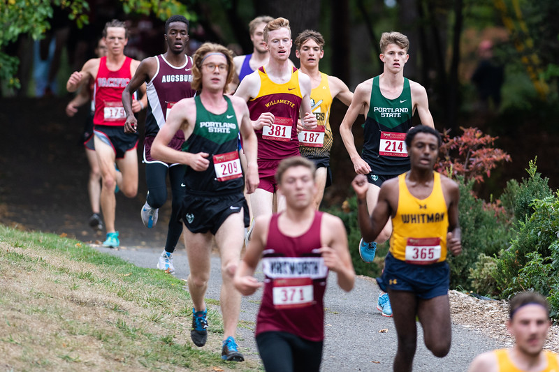 44th Charles Bowles Willamette Invitational