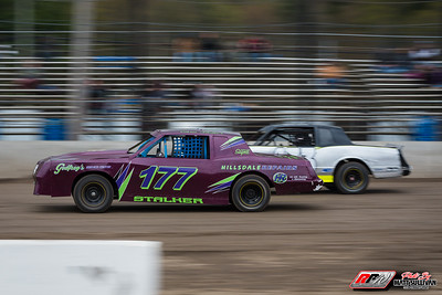 Lebanon Valley Speedway - May 8, 2021 - Matt Sullivan
