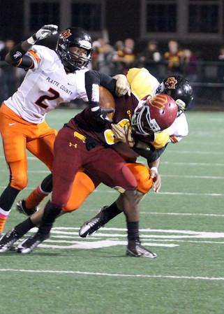 vs Platte County - 10/12/2012