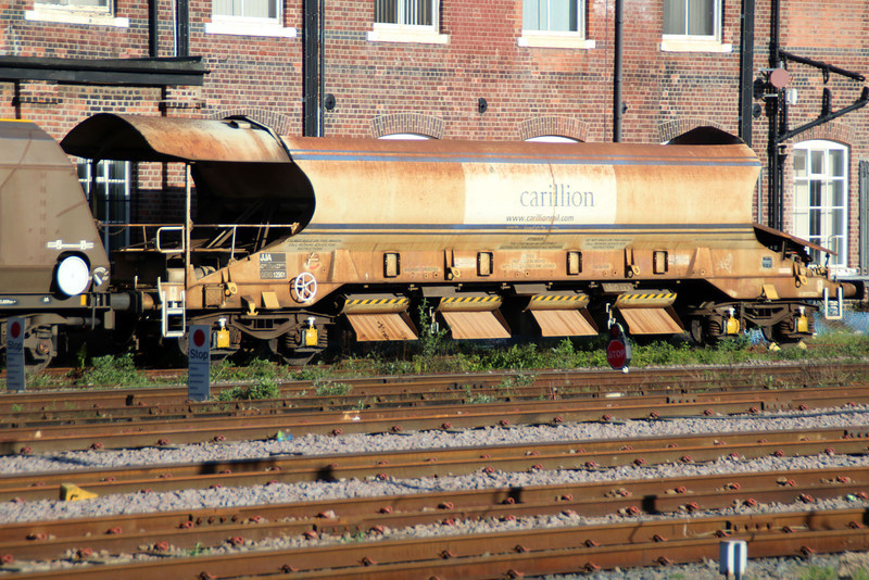 JJA GERS12901 Doncaster West Yard 16/05/13.