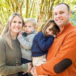 Julianne & Brett's Family Portraits