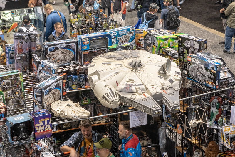 Do you want to buy a Millennium Falcon for $10,000?