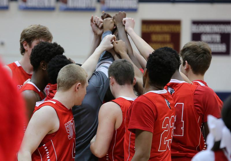 Boys County Basketball Tourney 2014