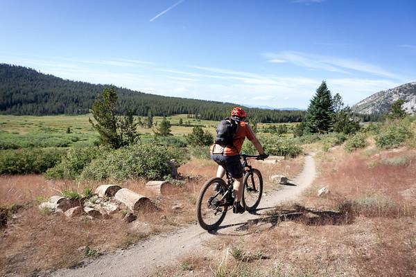 2017-09-12 - Tahoe Rim Trail, Marlette Flume, Incline Flume