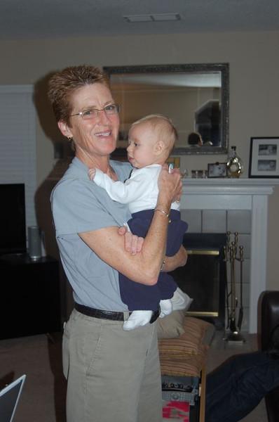 Elliot and Grandma
