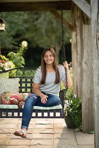 Shania | Campbellsport Senior Photography