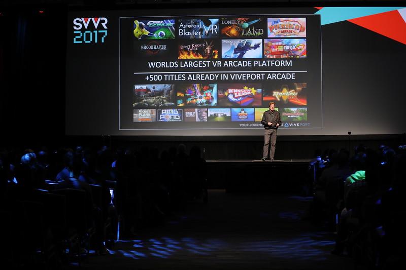 #SVVR2017 @SVVRLIVE