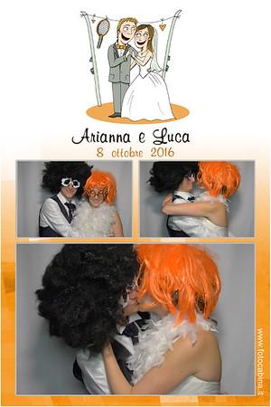 Arianna e Luca 08102016
