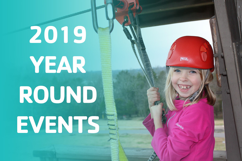 2019 Year Round Events
