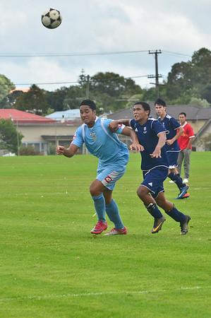 2012-03-24 Soccer OTHC v MAGS preseason