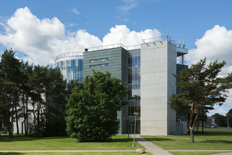 IT Kolledž, Raja 4C, Tallinn