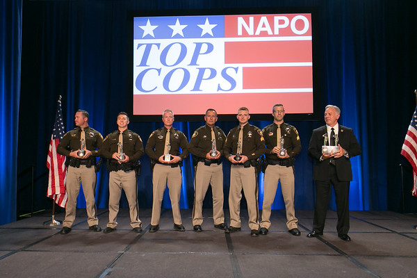 Top Cops Awards 5-17-18