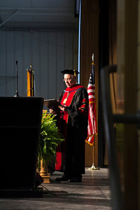 Receiving Doctorate