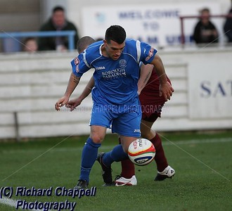 CHIPPEMHAM TOWN V CHESHAM UNITED
