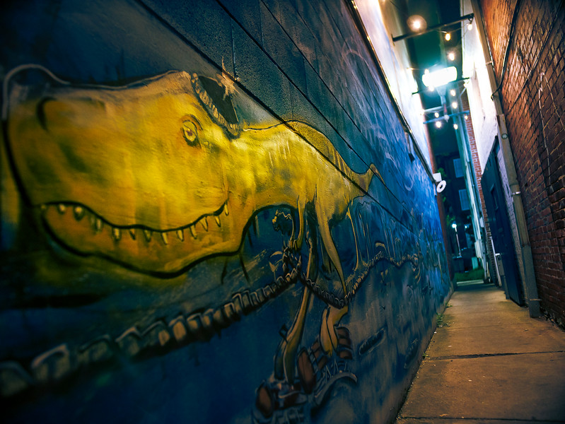 Dino Alley